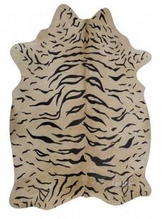 Tigre fundo Bege